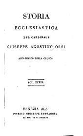Storia Ecclesiastica del Cardinale