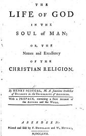 The Life of God in the Soul of Man ... With a recommendatory preface by W. Wishart