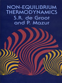 Non-Equilibrium Thermodynamics