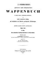 Hoher Adel Deutschlands: Band 1,Ausgabe 3,Teil 2