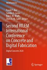 Second RILEM International Conference on Concrete and Digital Fabrication