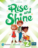 RISE AND SHINE LEVEL 2 ACTIVITY BOOK