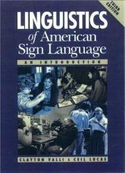 Linguistics Of American Sign Language Book PDF