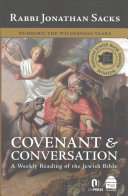 Covenant and Conversation Numbers Book
