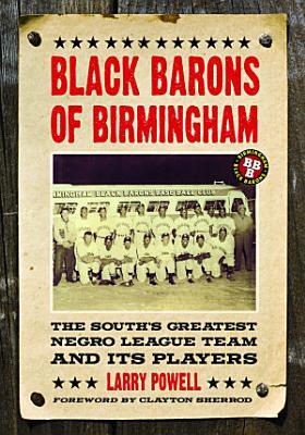 Black Barons of Birmingham PDF