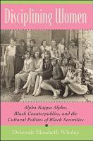 Disciplining Women PDF