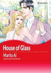 HOUSE OF GLASS: Harlequin Comics