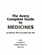 The Avery Complete Guide to Medicines PDF