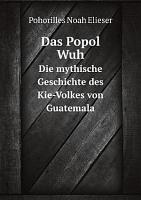 Das Popol Wuh PDF