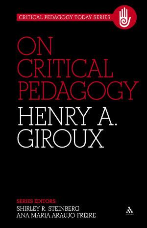 On Critical Pedagogy