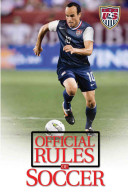 The Official Rules of Soccer