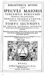 Speculum doctrinale