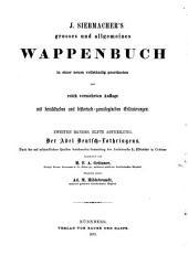Der Adel Deutsch-Lothringens
