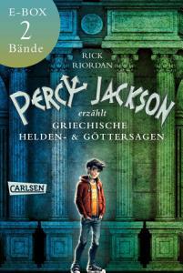 Percy Jackson erz  hlt  Band 1 2 der sagenhaften Abenteuer Serie in einer E Box  PDF