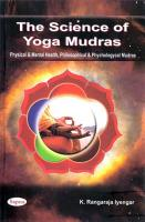 THE SCIENCE OF YOGA MUDRAS PDF