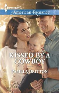 Kissed by a Cowboy Book
