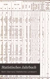 Statistisches Jahrbuch: Band 23