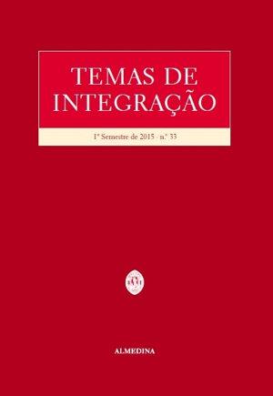 Temas de Integra    o   1 o Semestre de 2015   N o 33 PDF