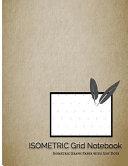 Isometric Grid Notebook