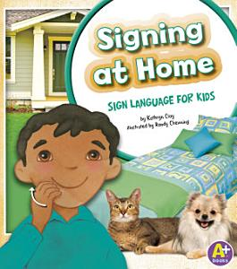 Signing at Home Book