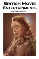 British Movie Entertainments on Vhs and DVD  A Classic Movie Fan s Guide PDF