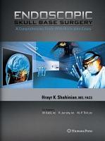 Endoscopic Skull Base Surgery PDF