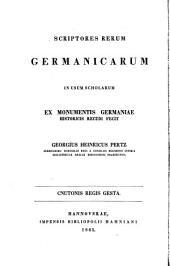 Cnutonis regis gesta: sive, Encomium Emmae reginae
