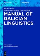 Manual of Galician Linguistics PDF