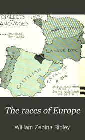 The races of Europe: a sociological study