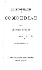 Aristophanis Comoediae: Volumes 1-2