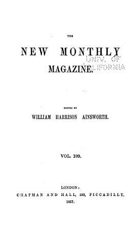 The New Monthly Magazine PDF