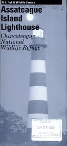 Assateague Island Lighthouse  Chincoteague National Wildlife Refuge PDF