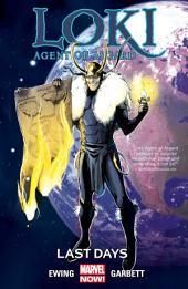 Loki: Agent of Asgard Vol. 3 - Last Days
