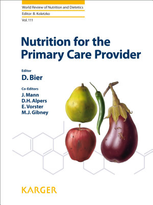 Nutrition for the Primary Care Provider PDF