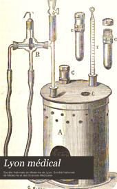 Lyon médical: Volumes55à56