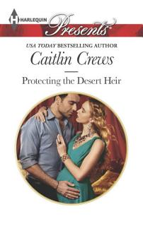 Protecting the Desert Heir Book