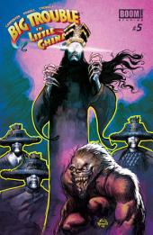 Big Trouble in Little China #5