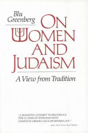 On Women and Judaism PDF