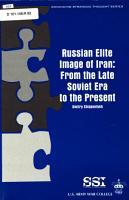 Russian elite image of Iran PDF