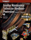 Aviation Maintenance Technician Handbook  Powerplant PDF