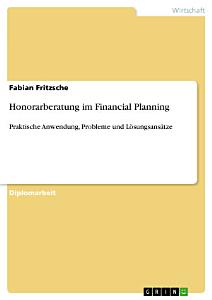Honorarberatung im Financial Planning PDF