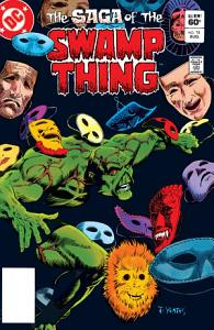 The Saga of the Swamp Thing  1982    16