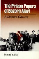 The Prison Papers of Bozorg Alavi PDF