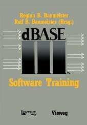 dBASE III Software Training