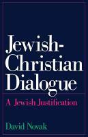 Jewish Christian Dialogue PDF