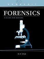 Howdunit Forensics PDF