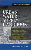 Urban Water Supply Handbook PDF