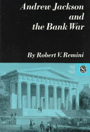 Andrew Jackson and the Bank War PDF
