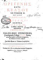 Origenous Philokalia, Origenis Philocalia