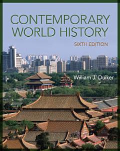 Contemporary World History Book